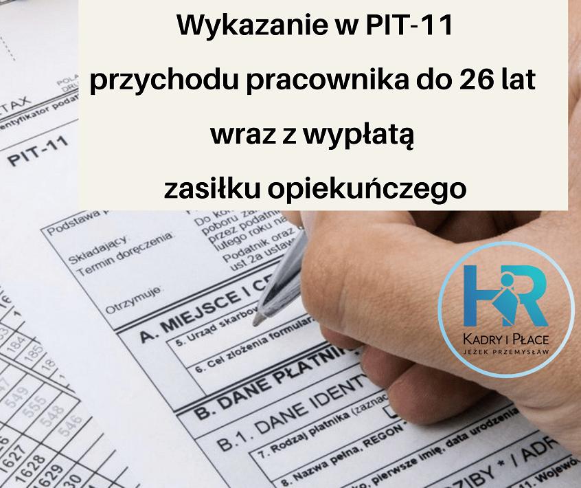 PIT 11 2020
